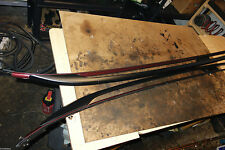 BMW e39 Touring Dachreling roof rail red ROYALROT rot calypsorot 390 Dachträger