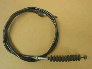 1997 BMW R1100RT OEM clutch cable - nice shape, no issues