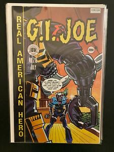 G.I. Joe 216 Variant High Grade IDW Comic Book CL92-114