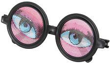 Spaßbrille Spaß Partybrille Scherzbrille Brille Scherzartikel Gadgets