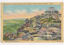 Whiteface Mountain Memorial Highway Adirondack Mountains Ny Usa Postcard 480a