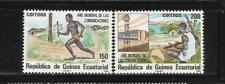GUINEA ECUATORIAL. Año: 1983. Tema: AÑO MUNDIAL DE LAS COMUNICACIONES.