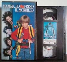 VHS FILM Ita Commedia MAMMA HO PRESO IL MORBILLO john hughes no dvd(VHS11)