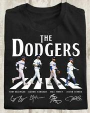 HOT SALE Los Angeles Dodgers 2020 T-Shirt MLB Peanut World Series Champions Tee