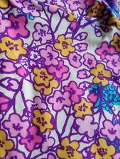 58e38d6f4988d8 LuLaRoe Spring Flower tween Leggings, Pink Yellow Turquoise & White (mommy  ...