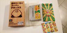 Jeu NINTENDO Super Famicom (Snes Japan) - HOSHI NO KIRBY SUPER DELUXE ntsc