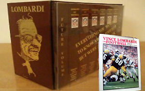 "Vince Lombardi, Method ""Lombardi On Football"" DVD & VHS INCLUDED"