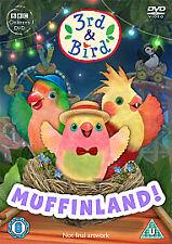 3RD AND BIRD - MUFFIN LAND! NEW REGION 2 DVD