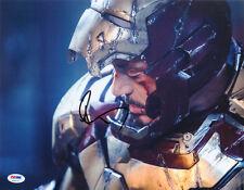 Robert Downey Jr. SIGNED 11x14 Photo Tony Stark Iron Man PSA/DNA AUTOGRAPHED