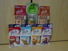 8 GLADE AUTOMATIC SENSE & SPRAY REFILLS~Variety of Scents~L@@K!!! Priced Right!