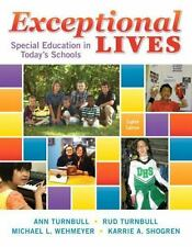 Exceptional Lives : Special Education in Today's Schools, Enhanced Pearson EText