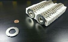 1 (One) Large Neodymium Ring Magnet Rare Earth N33SH High Heat Grade