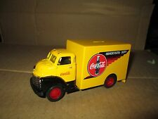 Ertl 1950 GMC C60 chevy COE semi COKE COLA 1:43 O Scale white