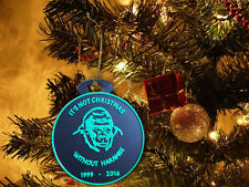 Harambe Christmas Ornament - It's not the same without Harambe - 3D Printed