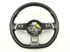 2016 Mk6 Vw Jetta Gli Leather Dsg Paddle Shift Multi Switch Steering Wheel -923