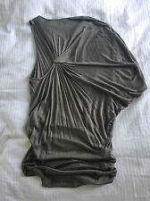 Super Rare Helmut Lang Grecian Style Top Size P/ UK Size6