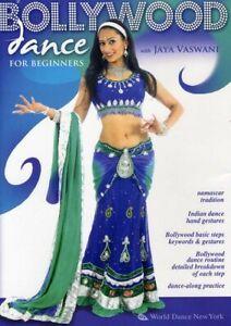 Bollywood Dance for Beginners [New DVD]