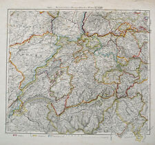 Schweiz Bern Waadt Aargau Luzern Zürich Uri Schwyz Wallis Bern Geneve Genf 1860