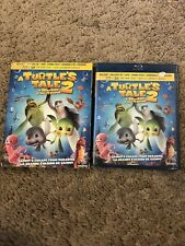 A Turtle's Tale 2: Sammy's Escape From Paradise 3D(bluray/DVD)Sealed, SLIPCOVER