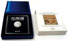 Japan 2008 500¥ Yen Hokkaido Bimetal Proof Japan Mint Limited Issue