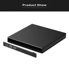 IDE External Burner Bluray DVD CD ROM Disc Drive Slim USB 2.0 Enclosure Case