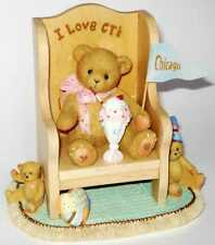 Cherished Teddies Alissa + Pin Chicago Regional Event - Signed - 4008961CH