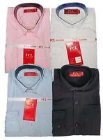 BNWT Boys Kids Shirt Formal Smart For Weddings Party Casual Uniform Long Sleeved