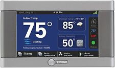 "Trane XL850 4.3"" Color Wi-fi Control W Z-Wave Thermostat NEW N BOX 850AC52UA QTY"
