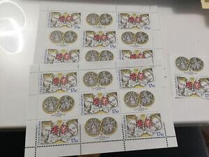 Tschechien Briefmarken postfrisch ** 2010 mit Luxemburg