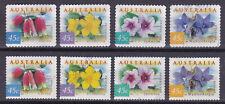 AUSTRALIA 1999 Natura Flora Adhesive Yv 1740A to 1740Da Used very fine