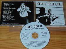 OUT COLD - WILL ATTACK IF PROVOKED / US-CD 2001