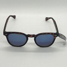 Pugs Sunglasses Tortoise Shell Frame with Mirrored Lenses Style # C4