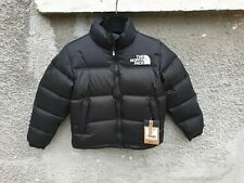 THE NORTH FACE Youth Age 10-12 Black Retro Nuptse Down Jacket size M