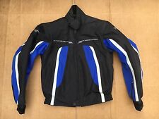 "Spyke Mens Textile Motorbike Motorcycle Biker Jacket UK 38"" Chest  C65"