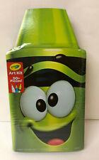 Crayola Electric Lime Tip Art Case Kit 50 Piece Set 6897 Crayon