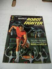 Gold Key MAGNUS ROBOT FIGHTER #18 May 1967