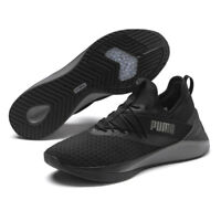 PUMA Jaab Xt Mens Trainers Black Castlerock Fitness Sports Training Shoes UK 8