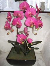 Orchid Mixed Materials Dried & Artificial Flowers