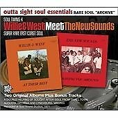 WILLIE & WEST MEET THE NEW SOUNDS > NEW & SEALED NORTHERN SOUL CD (OUTTA SIGHT)
