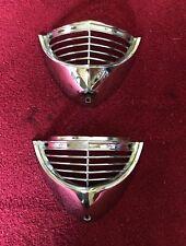 Buick Riviera 1965 Re Chromed Turn Signal Housings
