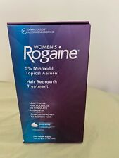 Women's Rogaine 5% Minoxidil Foam for Hair Loss 4-Month Supply 女版 落建生髮慕斯 4個月份