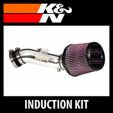 K&N Typhoon Performance Air Induction Kit - 69-8601TP - K and N High Flow Part