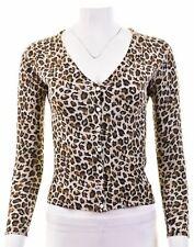MARIA DI RIPABIANCA Womens Cardigan Sweater UK 12 Medium Multicoloured  JF10