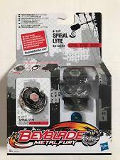 Hasbro 50227 -  BEYBLADE METAL FURY  B -139 SPIRAL LYRE ED145MF