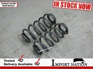 MITSUBISHI COLT RALLIART USED REAR SUSPENSION SPRINGS - PAIR 2006-10 RG COILS