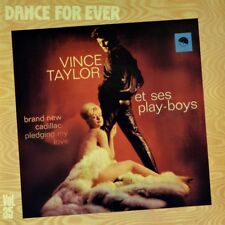 """7"""" VINCE TAYLOR & PLAYBOYS Brand New Cadillac /Pledging My Love 1962 Rock'n'Roll"""