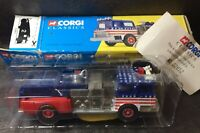 CORGI - NAPA COUNTY FIRE DEPARTMENT - MACK CF PUMPER FIRE VEHICLE - 52003