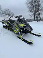 Yamaha Sidewinder M-TX 162 Snowmobile