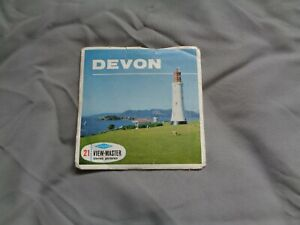 SAWYERS VIEWMASTER PACKET REF C294 DEVON AS PHOTOS