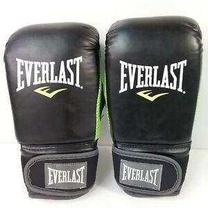 EVERLAST Everstrike Multi-Purpose Gloves - Size M/L Black + Green UNUSED!!